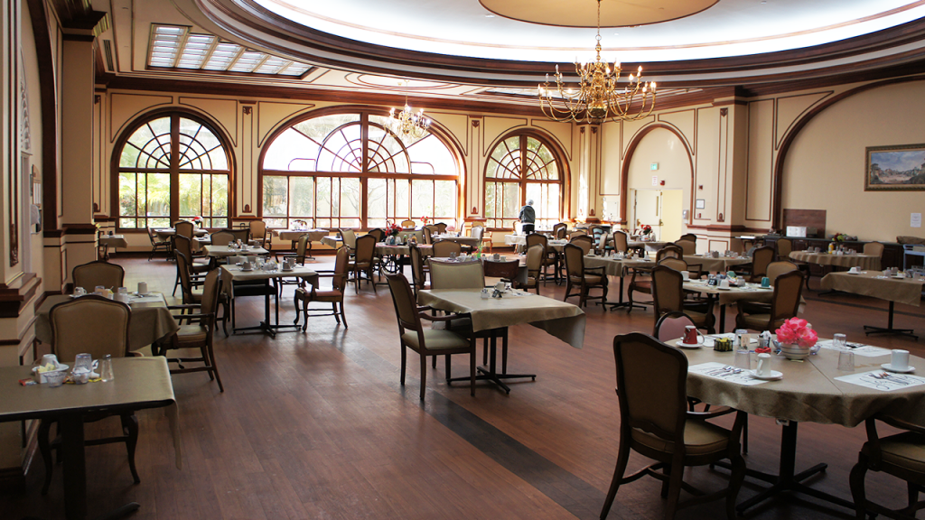 Dining Hall 1 – Westchester Sunrise